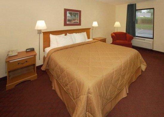 โอกวูด, จอร์เจีย: Guest Room