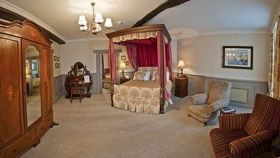 Llandovery, UK: Lord Nelson Suite