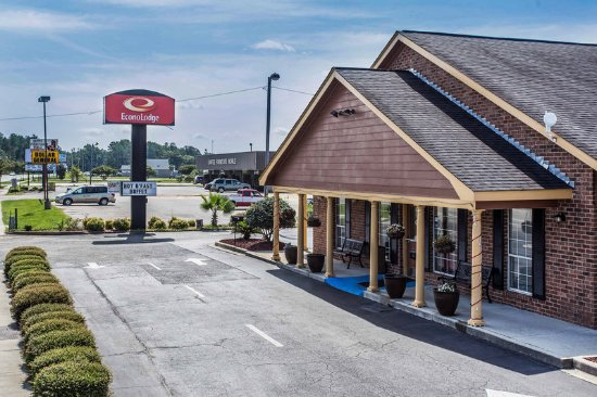 Santee, Güney Carolina: Exterior