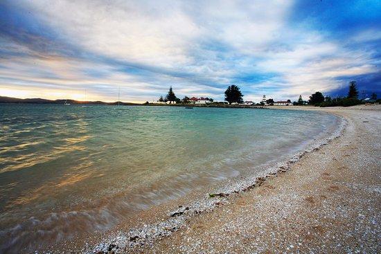 George Town, Austrália: River Beach
