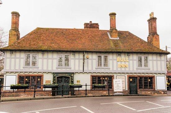 Halstead, UK: Exterior