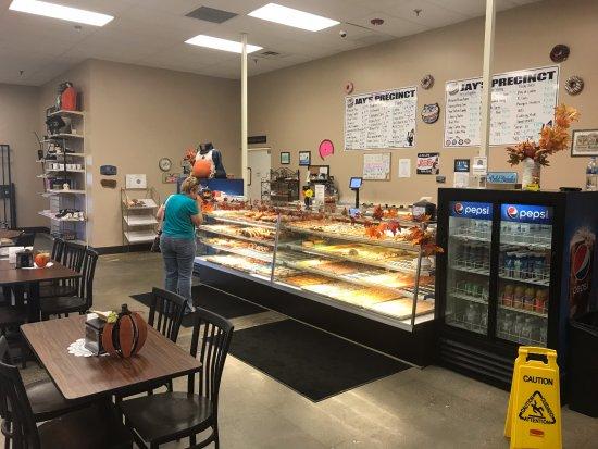 Cops & Doughnuts - Jay's Precinct: Cops and Doughnuts Jay's Precinct | Gaylord, Michigan