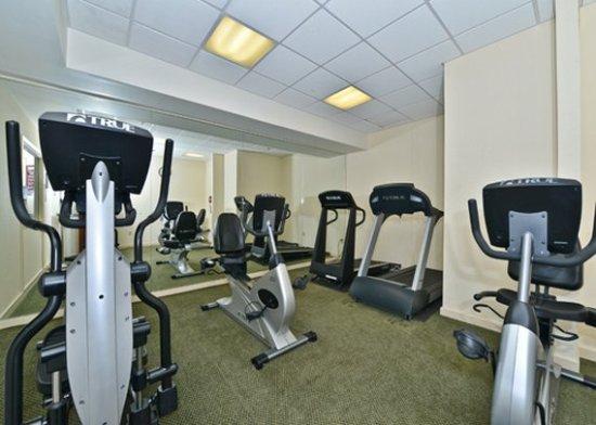 New Cumberland, Pensilvania: fitiness center