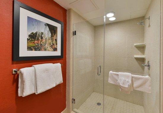 High Point, Karolina Północna: Guest Bathroom - Shower