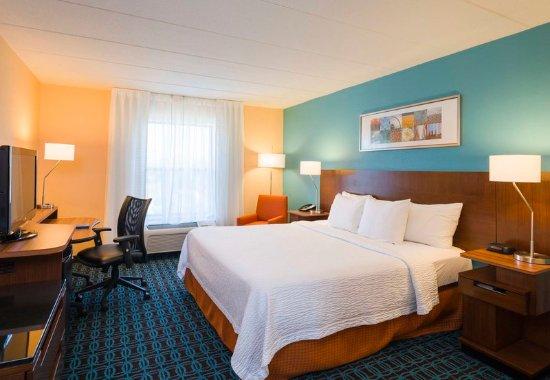 Laurel, MD: King Guest Room