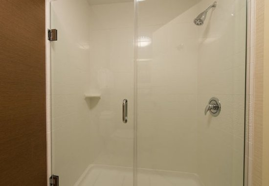 Lewisville, TX: Guest Bathroom – Shower