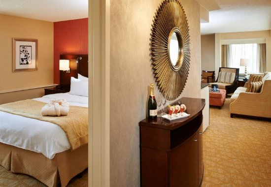 Livonia, MI: Executive King Suite