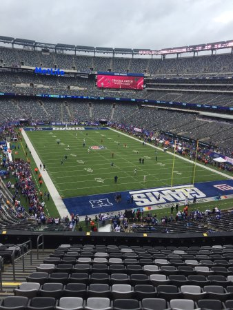 East Rutherford, NJ: View from block 230A