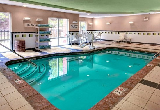 Cartersville, Gürcistan: Indoor Pool