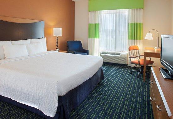 Cartersville, GA: King Guest Room