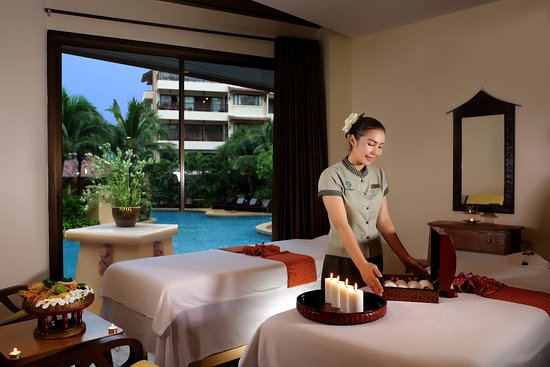Oasis Spa Pattaya: Our treatment room.