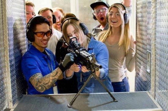Machine Gun Experience a Las Vegas