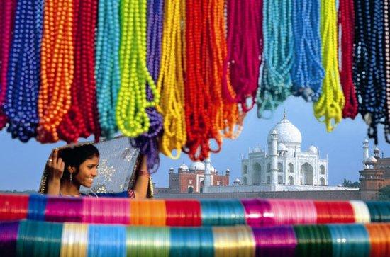 Samma dag Agra Tour från Delhi