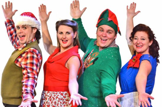 Crazy For Christmas.Crazy For Christmas Holiday Musical Picture Of Jump Jive