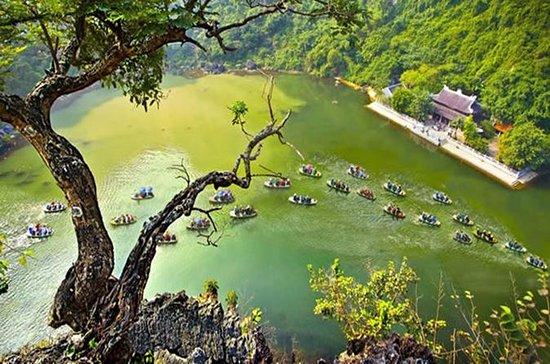 Viaje en grupo: Hoa Lu a Trang Un...