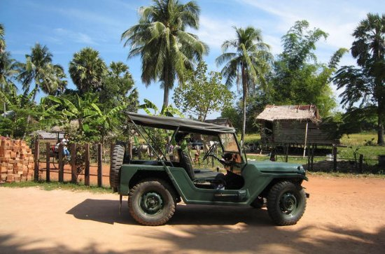 Angkor Sunset Tour en jeep + almuerzo...