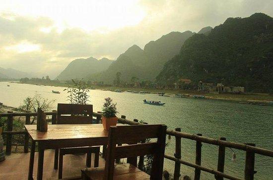 Phong Nha Ke Bang-Tour: Dunkle Höhle...