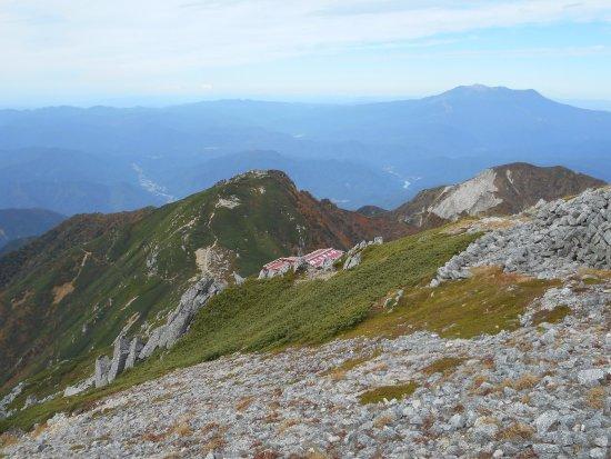 Prefectura de Nagano, Japón: 頂上より御嶽方面
