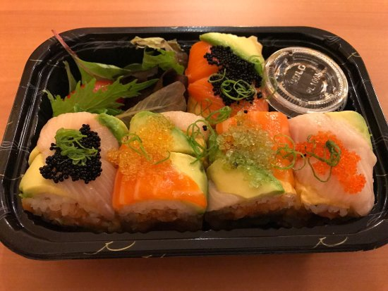Bedford, MA: Sushi