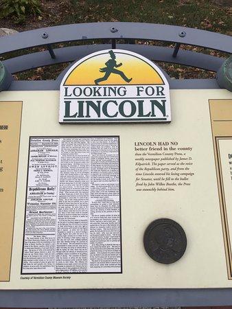 Danville, IL: sign