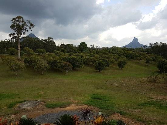 Glass House Mountains, Australië: 20171011_121144_large.jpg