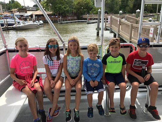 Chesapeake City, Μέριλαντ: Family Fun!