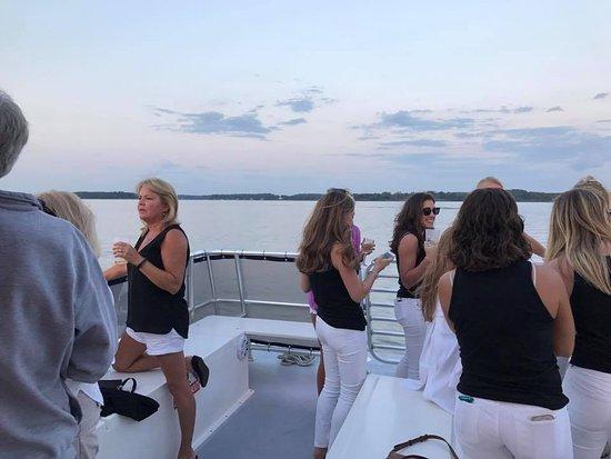 Chesapeake City, MD: Panoramic Views of the Upper Chesapeake Bay