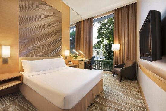 Park Hotel Clarke Quay : Superior Room