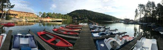 Stare Splavy, República Checa: Máchovo jezero