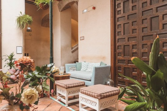 Aire de Sevilla : Where to relax after spa treatment!