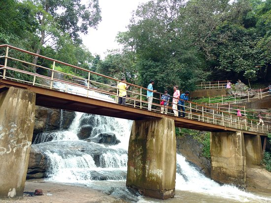 Araku Valley, Индия: Foot of the Falls