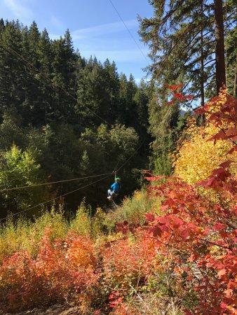 Leavenworth, WA: The colors were amazing, we had so much fun!!!