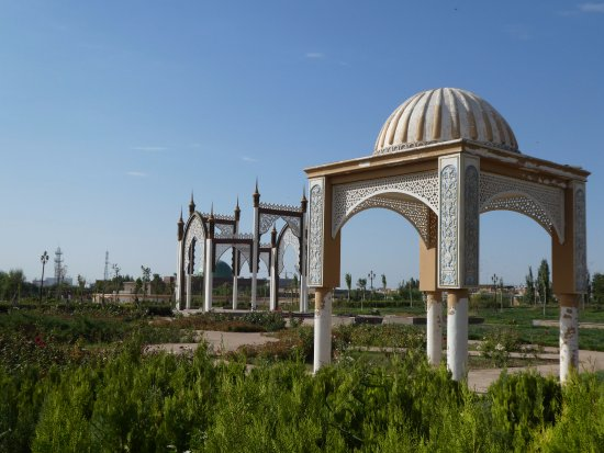 Abakh Hoja Tomb: The new Islamic style park