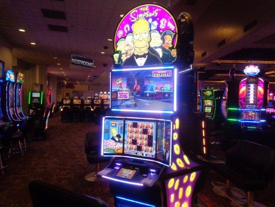 fun slot machine - Picture of Aquarius Casino Resort, Laughlin ...