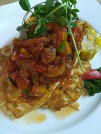 The Lake Grill Restaurant: Atlantic Cod in creole