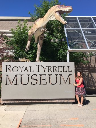 Museum Royal Tyrrell: Bucket list