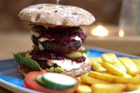 Mirow, Alemania: Wild-Burger