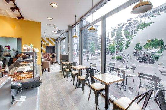 Columbus Cafe Rue De Rouget
