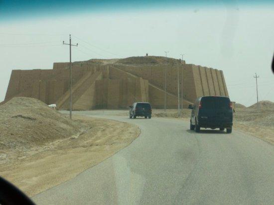Nasiriyah, Iraque: Convoy to Ziggurat