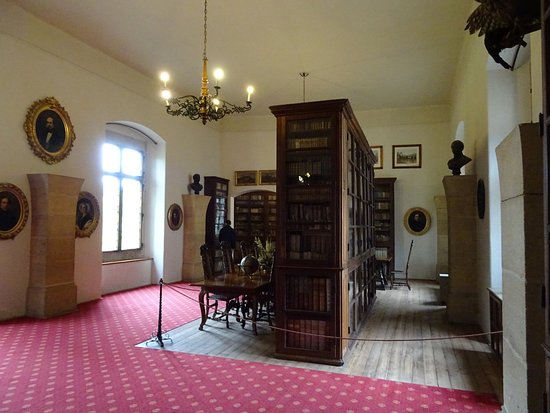 Krivoklat Castle: Interior