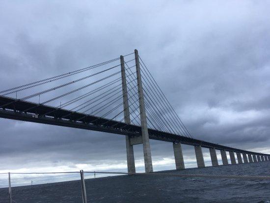 Puente de Oresund: aus Richtung Nord