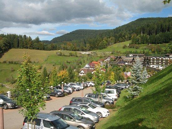 Ausblick Uber Das Hotelgelande Bild Von Hotel Dollenberg Bad