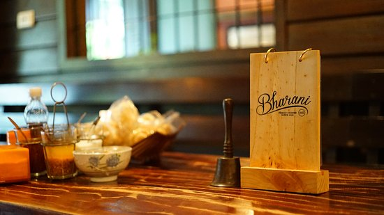 Bharani Restaurant: Bharani was one of the first restaurants in Bangkok to serve western food.
