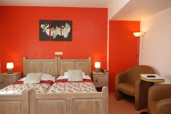 Houffalize, Belgium: Chambre