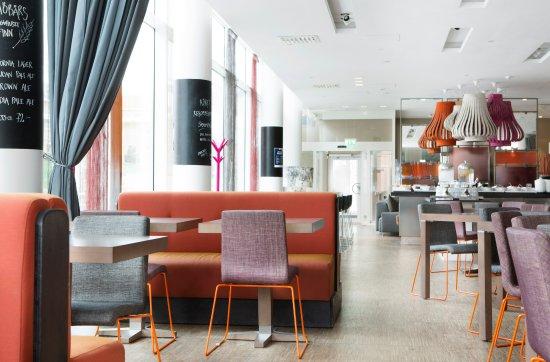 Comfort Hotel Winn Umeå Frukost