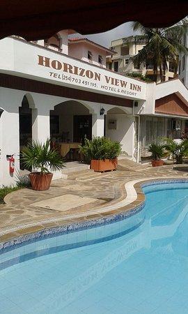 Pool - Picture of Horizon View Inn, Mombasa - Tripadvisor