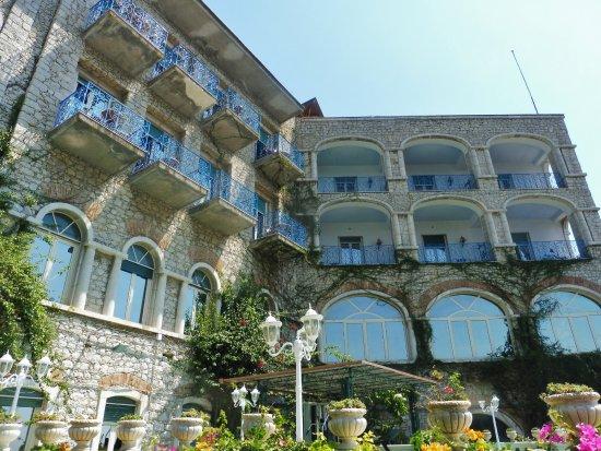 Hotel Bristol Park Taormina Sicily Rooms