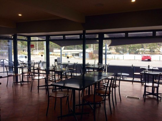 Orford, Australien: Scorchers by the River Gallery Cafe