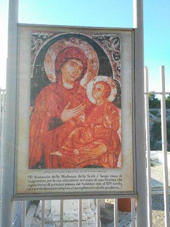 Massafra, Italy: Rappresentazione della Madonna della Scala