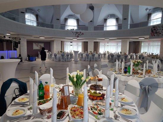 Janow Lubelski, Polen: Sala weselna